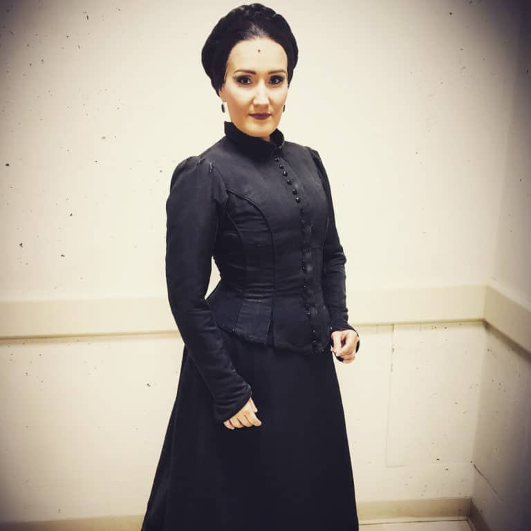 Madame Giry Understudy - Phantom of the Opera US Tour